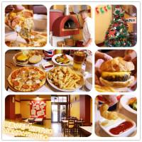 台南市美食 餐廳 異國料理 Big John Pizza 醬醬披薩 照片