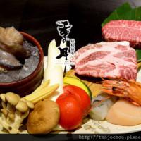 台北市美食 餐廳 異國料理 日式料理 季月鐵板懷石 照片