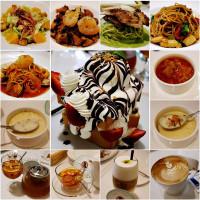 台北市美食 餐廳 咖啡、茶 咖啡館 Dazzling Café 台北車站店 照片