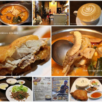 高雄市美食 餐廳 異國料理 泰式料理 諾曼底。咖啡泰式創意料理 照片