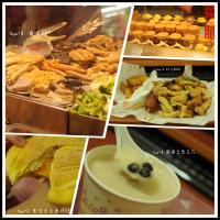 新北市美食 攤販 台式小吃 竹圍 照片