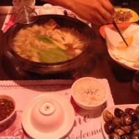 台北市美食 餐廳 火鍋 沙茶、石頭火鍋 鼎神精緻石頭火鍋 照片