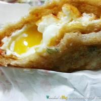 新北市美食 餐廳 中式料理 麵食點心 後山炸蛋蔥油餅 照片