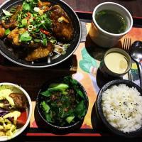 彰化縣美食 餐廳 咖啡、茶 咖啡館 心食上現代飲食高鐵景觀 照片