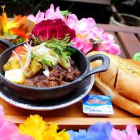 台北市美食 餐廳 異國料理 美式料理 JimoLulu-A Taste of Hawaii paradise 照片