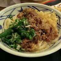 台北市美食 餐廳 異國料理 日式料理 丸龜製麵 (丸龜3號店 新光三越站前館) 照片