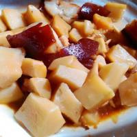 南投縣美食 餐廳 中式料理 熱炒、快炒 竹山古早味 照片