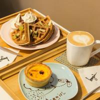 台北市美食 餐廳 咖啡、茶 起初文創咖啡、輕食 照片