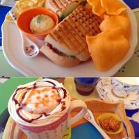 基隆市美食 餐廳 飲料、甜品 貓小路café 照片