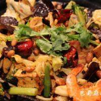 台北市美食 餐廳 火鍋 麻辣鍋 巴蜀香香鍋 照片