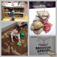 台北市美食 餐廳 異國料理 美式料理 Moooon Spring Cafe & Play 照片