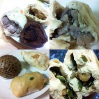新北市美食 攤販 包類、餃類、餅類 簡實新村老麵饅頭 照片
