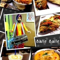 台北市美食 餐廳 異國料理 印度料理 Balle Balle 巴雷巴雷印度餐廳 照片