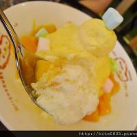 台北市美食 餐廳 飲料、甜品 甜品甜湯 芒果恰恰冰館 (忠孝店) 照片