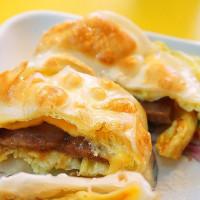 台中市美食 餐廳 速食 早餐速食店 阿根早餐店 照片
