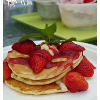 苗栗縣美食 餐廳 飲料、甜品 冰淇淋、優格店 嫁美莓 照片
