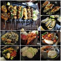 台北市美食 餐廳 餐廳燒烤 串燒 請客‧串燒‧板前‧酒 照片