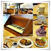 台北市美食 餐廳 咖啡、茶 Changee 噪音咖啡廳 照片