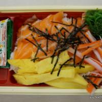 台中市美食 餐廳 異國料理 日式料理 [台中東海] 小山駅食堂(甜在興食堂分店)(推海鮮盛合刺身丼飯) 照片