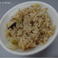 台中市美食 餐廳 中式料理 台菜 [台中沙鹿] 菁蒸飯(高麗菜蒸飯) 照片
