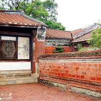 台中市休閒旅遊 景點 古蹟寺廟 大夫第-社口林宅 照片