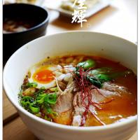 台中市美食 餐廳 異國料理 日式料理 麵屋輝(麵や輝) SOGO百貨 照片