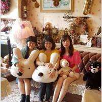 Shirley Huang在幸福王國庭園餐廳 pic_id=4762576