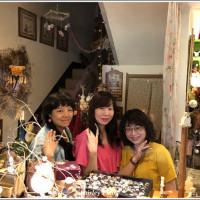 Shirley Huang在幸福王國庭園餐廳 pic_id=4762574