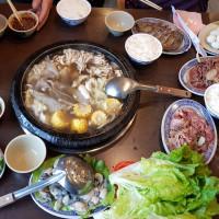 基隆市美食 餐廳 火鍋 沙茶、石頭火鍋 義美自助火鍋 照片
