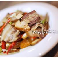 台北市美食 餐廳 中式料理 熱炒、快炒 二鬍豪邁廚房 照片