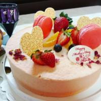 台中市美食 餐廳 烘焙 蛋糕西點 月の戀人 照片