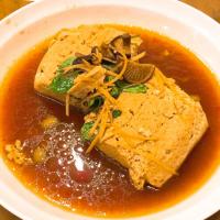 台北市美食 餐廳 素食 素食 臭老闆現蒸臭豆腐 照片