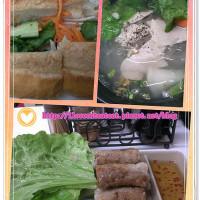 嘉義市美食 餐廳 異國料理 南洋料理 南北越南小吃 照片