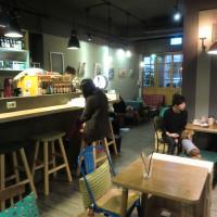 台北市美食 餐廳 咖啡、茶 咖啡館 兜味 照片
