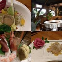 南投縣美食 餐廳 異國料理 日式料理 雕之森樹屋餐廳 照片