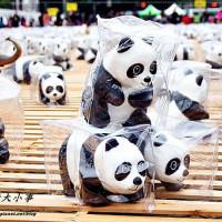 台北市休閒旅遊 景點 展覽館 1600貓熊世界之旅 照片