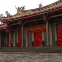 台北市休閒旅遊 景點 古蹟寺廟 行天宮(北投) 照片
