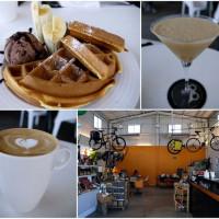 新北市美食 餐廳 咖啡、茶 蛙咖啡frog‧café(八里) 照片