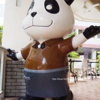 台中市美食 餐廳 速食 早餐速食店 Panda Caf'e 胖達咖啡輕食館 照片