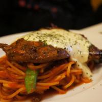 台中市美食 餐廳 異國料理 義式料理 羅勒番茄輕飲食 照片