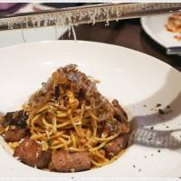 台中市美食 餐廳 異國料理 義式料理 Mooi摩一五金主題餐廳 照片