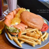 台中市美食 餐廳 異國料理 美式料理 奧樂美特 Olimato Bistro 照片