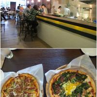 嘉義市美食 餐廳 異國料理 手在披薩 hand on the pizza 照片