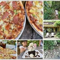 屏東縣美食 餐廳 異國料理 美式料理 The Rock Garden 照片