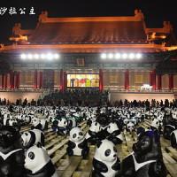 台北市休閒旅遊 景點 展覽館 1600貓熊世界之旅(兩廳院藝文廣場) 照片