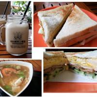 高雄市美食 餐廳 速食 早餐速食店 1314碳烤三明治 照片