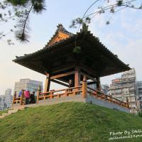 台北市休閒旅遊 景點 古蹟寺廟 西本願寺 照片