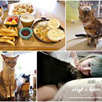 台中市美食 餐廳 咖啡、茶 咖啡館 貓爪子咖啡 Cat's Claw Brunch & Cafe' 照片
