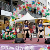 台中市休閒旅遊 景點 主題樂園 台中益民一中商圈 照片