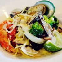 台中市美食 餐廳 異國料理 我喜歡義大利麵 照片